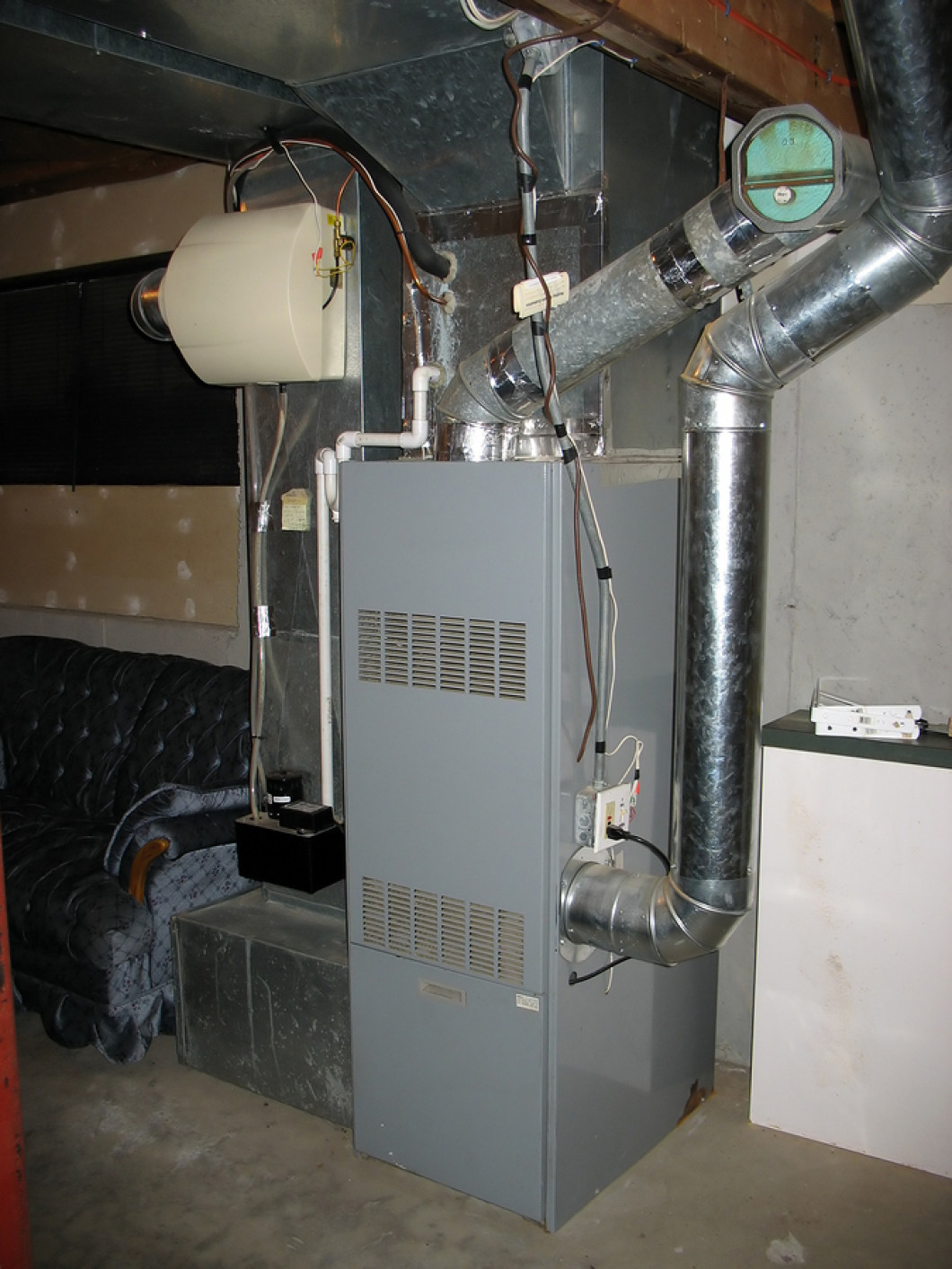 Furnace Repair in Richmond, VA